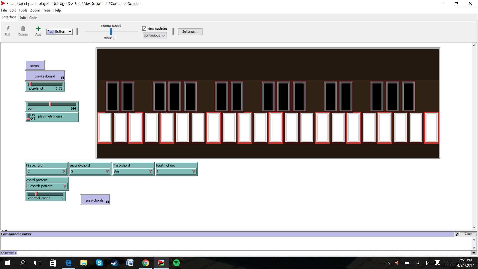Piano Player  preview image