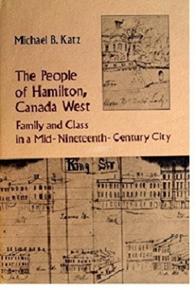 Social Change Hamilton 1851-1861 preview image
