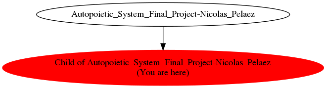 Graph of models related to 'Child of Autopoietic_System_Final_Project-Nicolas_Pelaez'